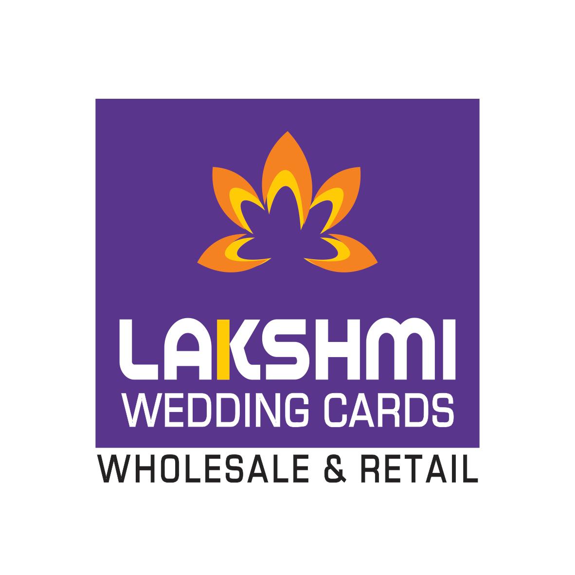 Lakshmi Wedding Cards
